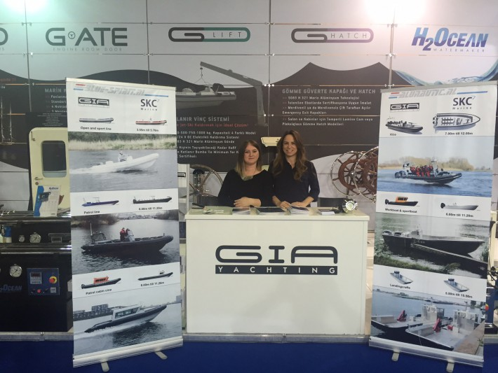 Istanbul Boat show 2016